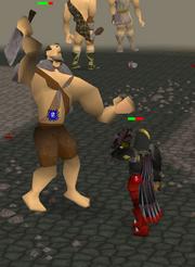 Cyclops attack