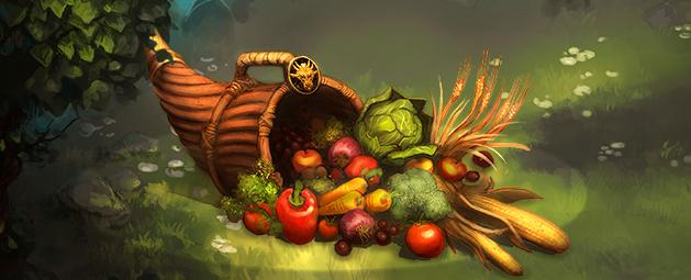 Harvest Festival update post header