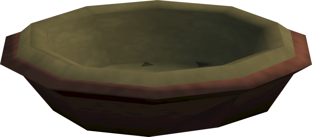 Maggoty pie shell detail