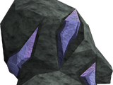 Mithril ore rocks