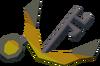 Narogoshuun key detail