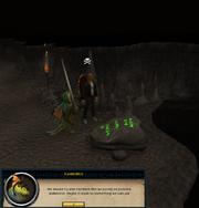 O Ultimo Cavaleiro Investigando Simbolo