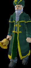 Town crier (green)