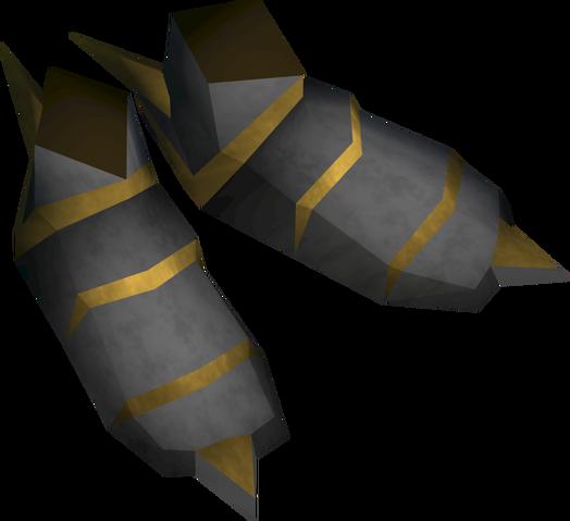 File:Warpriest of Saradomin boots detail.png