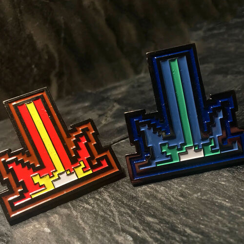 AngelScape Retribution and Smite pins news image