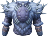 Arctic trapper chest