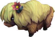 Baby yak female (NPC)