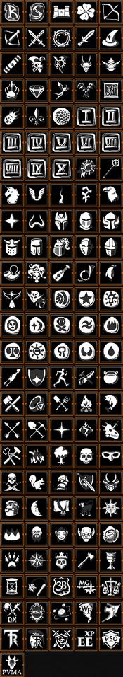 Clan symbols