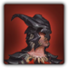 Dragon wolf outfit icon (male)