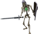 Giant skeleton (Dungeoneering)