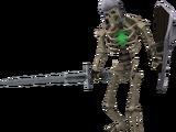 Giant skeleton (Dungeoneering)