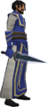 Glowing dagger equipped.png