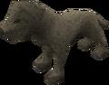 Labrador puppy (grey) pet.png