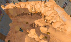Menaphos worker district mine