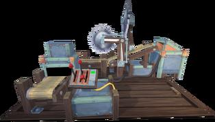 Plank maker