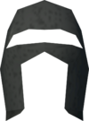 Rock-shell helm detail