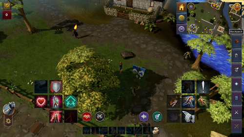 RuneScape Mobile overview news image