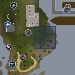 Small Dune (Port Sarim) location