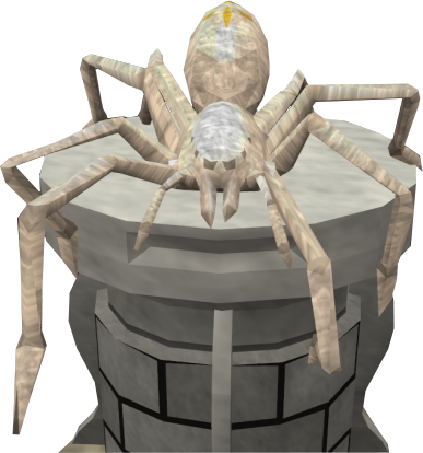 File:Spider Statue.png