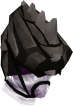 Tectonic mask (shadow) chathead
