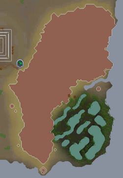 Ullek mapa