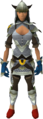 Armadyl dragonhide blessed set equipped (female).png