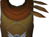 Armadylean ceremonial robe top