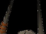 Bandos helmet