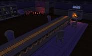 Death's mansion interior