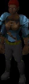 Rune chainbody equipped (female)