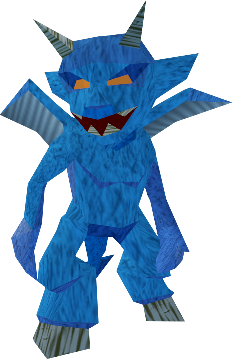 Snow Imp 2007 Christmas Event Runescape Wiki Fandom Powered By