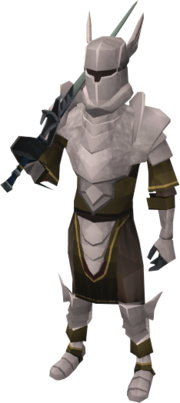 White Knight (Proselyte)