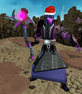 Ahrim the Blighted (shadow) (christmas)