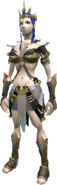 Nautilus Outfit equipped (female)