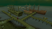 Port Phasmatys docks