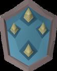 Rune berserker shield old