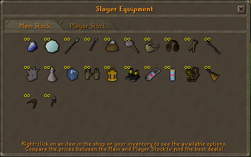 Slayer winkel