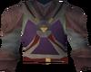 Tribal shirt (pink) detail