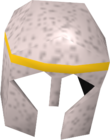 White helm detail old