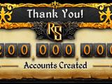 200 million accounts celebration