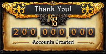 200M Accounts Created
