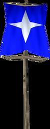 Banner (Saradomin) detail
