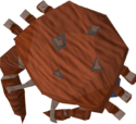 Crab hat (tradeable) detail