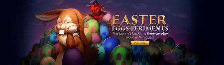 Easter Eggs-periments head banner