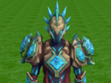Elite tectonic mask