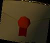 Engineer's letter detail
