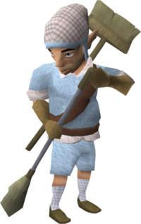 Farquie the Cleaner