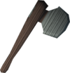 Hatchet (class 4) detail