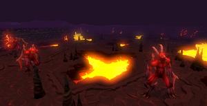 Lava Maze Dungeon