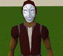 Sock mask